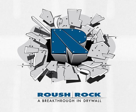 Roush Rock Logo